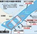 """【超巨大地震】北海道""""超巨大地震""""切迫・・ 国が指摘 M9クラス40% 住民「怖い」"""