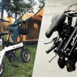 『折りたためる電動バイクが欲しい』の画像
