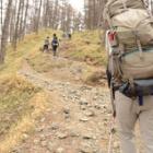 『日本百名山 雲取山に行ってきましたょ☆山頂編』の画像