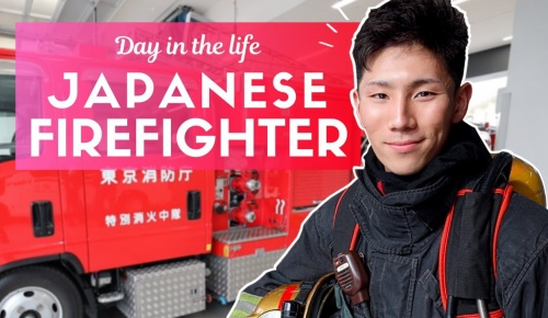 海外「日本の消防士は世界のお手本だ」若手消防士の1日密着映像が話題に