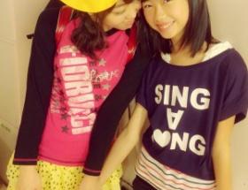 【画像あり】AKB峯岸みなみ(22)が千葉恵里ちゃん(11)とツーショットを撮り、「完全に同級生」と主張