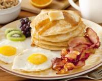 【画像】アメリカの一般的な朝食、めっちゃ美味そうwwrwwrwwrwwrwrwwrww