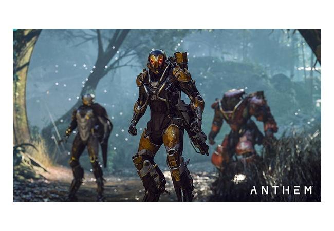 EA超大作AAAゲーム『Anthem』、イギリスでDestinyの10%もの初動を記録