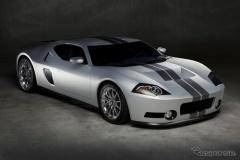 フォード GT ベースのスーパーカー、GTR1…1024psで1億円超