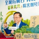 『【香港最新情報】「街市の調査、有機野菜をふくむ7割の野菜に残留農薬」』の画像