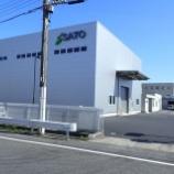 『誕生!SATO新工場完全版!~今、工場が進化する~』の画像