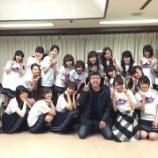 『【乃木坂46】アンダーメンバーとイジリー岡田www とてもいい写真だな!!』の画像
