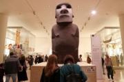 【国際】「モアイ像返して」イースター島知事が涙で訴え➡「貸し出す」が、「返却」はしない by 大英博物館