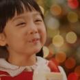 ◆△◆ ヤマザキ クリスマスケーキ「大切な思い出」篇 2019 船川耀 ふなかわあきらちゃん 4才 西冨あさ希 にしとみあさきちゃん 4才 松たか子さん 2019年11月 ◆△◆