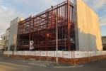 巨大だ!藤が尾の後藤医院が鉄筋3階建にリニューアルするみたい!