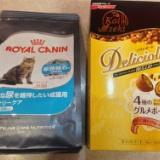 猫の食事は難しいのサムネイル