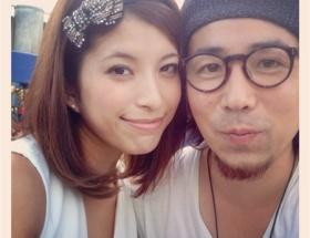 【画像】上原多香子さんの夫婦ラブラブ2ショットをご覧下さい