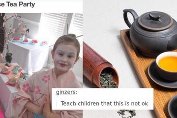 海外「日本文化の盗用だ!」茶道に興じる白人に世界から非難の声