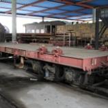 『保存貨車 コサ900形コサ901』の画像