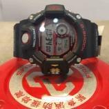 『【本日より発売開始‼️】G-SHOCK×緊急消防援助隊コラボ【GW-9400NFST-1AJR】』の画像