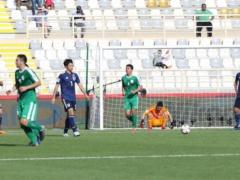 【 動画 】日本代表のトルクメニスタン戦1失点目、柴崎の怠慢守備も問題だけど・・・
