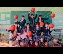 『【MV】エラバレシ「バスケットクィーン」 作曲:つんく 作詞:志倉千代丸』の画像