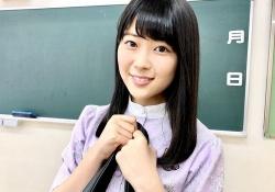 岩本蓮加(14)「#高校生クイズの準備なうに使っていいよ」れんたんのギコチナイ笑顔が可愛いwww 【乃木坂46】