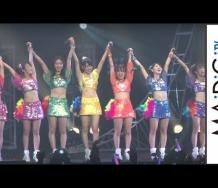 『【動画】アップアップガールズ(仮)、インディーズアイドル初の武道館 「夢はあきめなければかなう!」』の画像