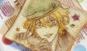 【日本の食】   日本では 朝食に アニメの絵を描いたトーストが出される!?    海外の反応