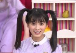 【衝撃】大園桃子のツインテールがメチャクチャかわいい!!!