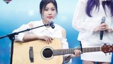 IZ*ONE「M COUNTDOWN」ステージ写真公開『Up』『Really Like You』『Violeta』
