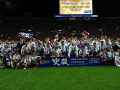 サッカー日本代表がW杯でベスト8 …