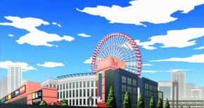 アニメ『メカクシティアクターズ』1話でスタッフ自虐&聖地が特定されるwwwwww