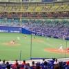 観客入場3日目のナゴヤドーム
