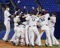 【東京五輪】野球・決勝   日本 2-0 アメリカ  侍ジャパン悲願の金メダル獲得!!