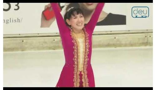 伊藤みどりさん出場のアダルト選手権の映像に海外フィギュアスケートファン驚嘆
