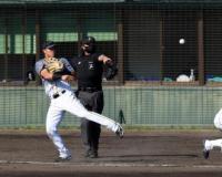 【阪神】矢野監督がドラ1・佐藤輝の三塁守備を評価「反応よかった」