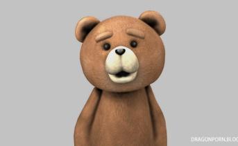 Rupert the Teddy Bear