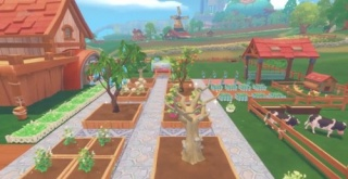 農場、クラフト、冒険が楽しめるシミュレーションRPG『きみのまち ポルティア』がSwitch/PS4向けに4月16日配信決定!