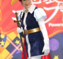 それでは小池百合子都知事(64歳)の今年のハロウィンコスプレをご覧ください。どうぞ。