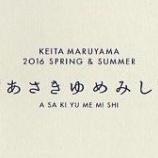 『 KEITAMARUYAMA 2016 SS LOOK BOOK』の画像