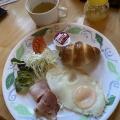 オススメのフレンドハウスの朝定食に行ってみた。
