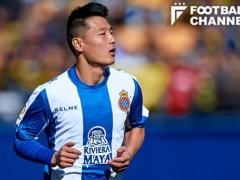 中国代表FWウー・レイの評価がスペイン・リーガで急上昇中!?