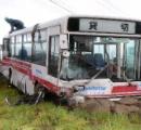 田んぼに落ちたバスを道に戻すだけなのに、なんでここまでの重機が必要なんだよ
