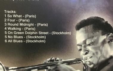 『マイルス・デイヴィス、1960年の素晴らしい音源を見つけた。』の画像