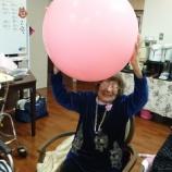 『今日の桜町(巨大風船体操)』の画像