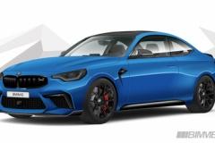 BMW、次期M2はこんな感じみたい