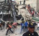 メキシコでM7・1の地震 少なくとも119人死亡 32年前の同じ日にも