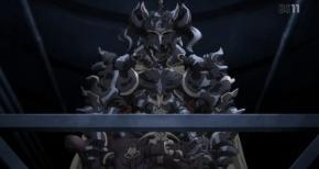 【グランブルーファンタジー】第6話 感想 黒騎士の作画カロリー高すぎ問題