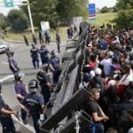 ハンガリー、難民流入防止のため国境に強固なフェンスを構築へ ヴィクトル首相「難民は有毒であり、無用の存在」