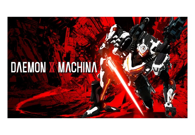 PC版『DAEMON X MACHINA』結構いい感じ!!