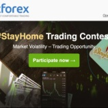 『JustForex(ジャストフォレックス)が、#StayHome トレードコンテストを実施!』の画像