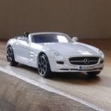 『ブラーゴ 1/43 メルセデス ベンツ SLS AMG ロードスター』の画像