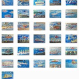 『4年図工「海洋教室の絵」追加の指示・指導の過程』の画像