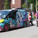 2013年横浜開港記念みなと祭国際仮装行列第61回ザよこはまパレード その45(ヨコハマカワイイパレード)の7(痛車)